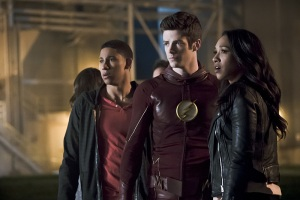 Previously on Flash...