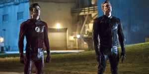 Zoom: You ready Barry? Flash: Let's do this