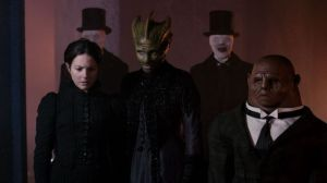 Jenny, Strax, I do believe there is someone behind us...