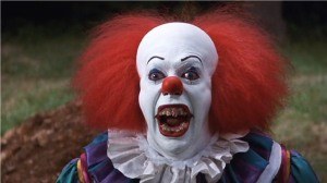 Coulrophobia anyone?