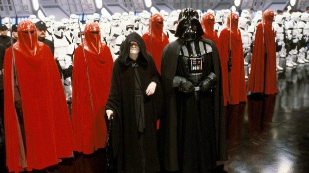 Star Wars TV Empire