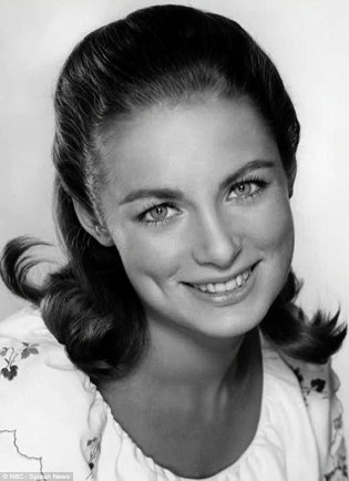 Actress Charmian Carr as the young Liesl
