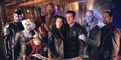 Top Sci Fi TV shows – redmangoreviews