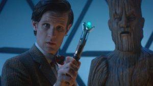 Look behind you Doctor. Behind you!