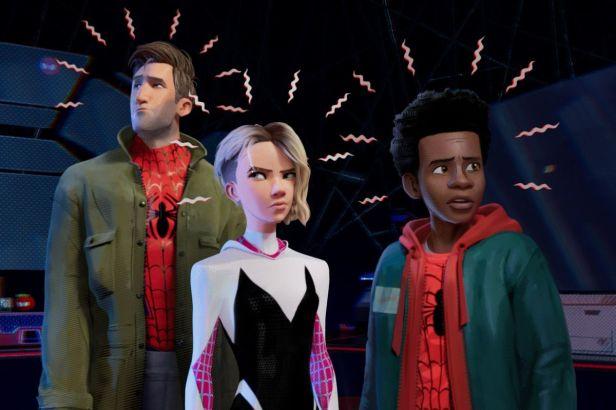 Spider spiderverse